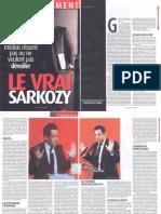 Marianne - 2007 04 14 - Le vrai Sarkozy, ce que les grands médias nous cachent (12 pages)