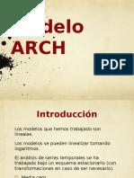 MODELO ARCH