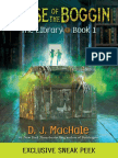 Curse of the Boggin (The Library Book 1) by D.J. MacHale