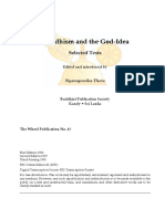 Buddhism and God Ide