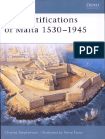 Fortifications of Malta