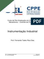 Instrumentacao Industrial - Curso de pós Graduacao em Engenharia Mecatronica.pdf
