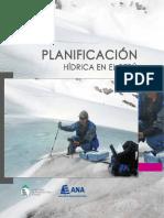 ANA 2016 - Planificacion Hidrica en El Peru