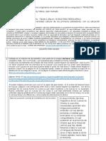 WEBQUEST N° 2 LOS PUEBLOS ORIGINARIOS EN EL MOMENTO DE LA CONQUISTA