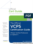 Official VCP5 Cert Guide