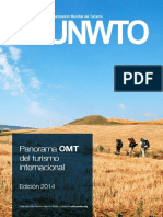 Unwto Highlights14 Sp Hr Panorama Del Turismo Internacional(OMT)