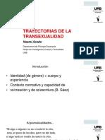 Trayectoria de La Transexualidad