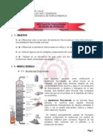 Trabajo Práctico 1 -Destilación Fraccionada de Crudo de Petroleo