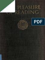 (1909) The Pleasure of Reading