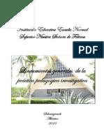 Manual de Practica Pedagogic A Investigativa
