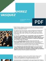 Pedro Ramirez Vasquez