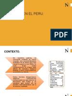 Realismo en el Peru.
