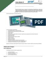 Altus Caracteristica Tecnica Serie H CT106861