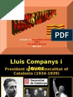 Famous Catalans Presentation