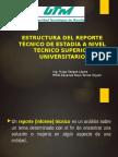 INDUCCION REPORTE TECNICO TSU 2016.pptx