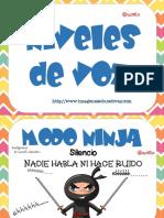 Niveles de Voz Zig Zag PDF