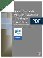 Model Ode Policia de Prox i Mi Dad