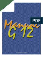 Manual G12 Grupo
