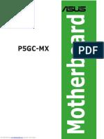 Motherboard p5gcmx