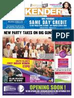 Indian Weekender 2 September 2016
