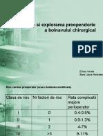 Pregatirea Si a Preoperatorie a Bolnavului-Anexa