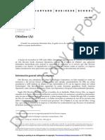 Innovación Tecnológica - Caso de éxito - OtisLine (A), Spanish Version
