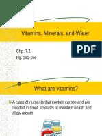 vitamins - packet 2 notes
