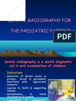 Dental Radiography for the Pediatric Patient Pedo