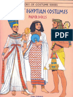 Dover - History of Costume Series - Ancient Egyptian Costumes - Paper Dolls.pdf
