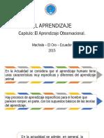 2.3. Aprendizaje Observacional