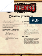 Dungeon Rules