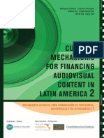 Financin Audiovisual content in Latin America