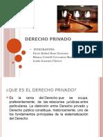 Derecho Privado