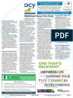 Pharmacy Daily for Fri 02 Sep 2016 - MedAdvisor buys its rival, Corum licks its wounds, New cannabis S8 AMPERSAND S9 entries, Events Calendar and much more