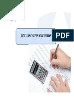 Introduccion Recursos financieros