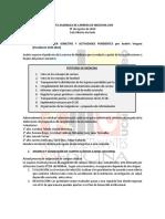 Acta Asamblea Medicina 25 Agosto