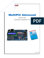 MultiPIC Advanced - Exemplos C18
