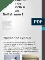 Implemento de tobogán de emergencia a Grumman Gulfstream.pptx