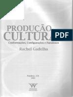 GADELHA, R. Produção Cultural - Introdução