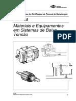 Apostila Eletrica Materiais e Equipamentos Em Sistemas de Baixa Tensao