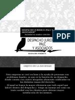 Despacho Juridico Palc y Asociados