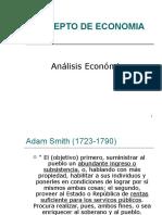 1. Concepto de Economia