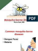 Mosquito Borne Diseases