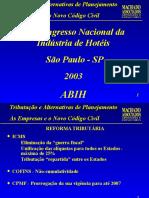 Seminario_ABIH_45_Congresso Legislação Fiscal Pf Pj Porte
