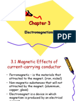 Chapter 3 Electromagnetism