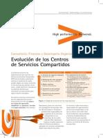 Accenture Evolucion de Los Centros de Servicios Compartidos