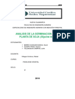 Informe de Fisiologia Vejetal