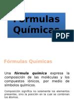 Teoria de Fórmulas Quiímicas (Fm)y(Fe)