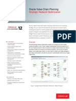 Oracle - DataSheet_VCP R12_Strategic Network Optimization (056991)