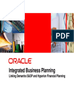 Oracle - Integrated Business Planning Linking Demantra S&OP and Hyperion Financial Planning (1-Managing-risk-And-uncertainty-wit-129208-Zhs)
